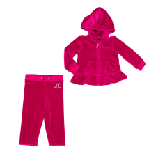 17a622a5d370 JUICY COUTURE KIDS - Βρεφικό σετ JUICY COUTURE KIDS κόκκινο