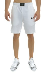NIKE - Ανδρική βερμούδα μπάσκετ Nike Kyrie λευκή