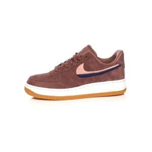 NIKE - Γυναικεία παπούτσια AIR FORCE 1 '07 LX καφέ