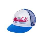 FRANKLIN & MARSHALL - Καπέλο FRANKLIN & MARSHALL μπλε-άσπρο image