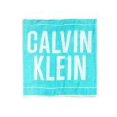 CK UNDERWEAR - Πετσέτα θαλάσσης CALVIN KLEIN μπλε-άσπρη image