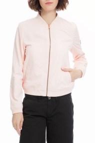 CALVIN KLEIN JEANS - Γυναικείο μπουφάν CALVIN KLEIN JEANS ροζ