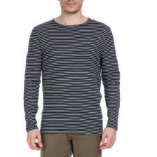 GARCIA JEANS - Ανδρική μακρυμάνικη μπλούζα GARCIA JEANS ριγέ