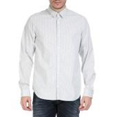 GARCIA JEANS - Ανδρικό πουκάμισο GARCIA JEANS λευκό μοτίβο image