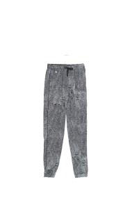 GARCIA JEANS - Παιδική παντελόνι Garcia Jeans μαύρο-λευκό