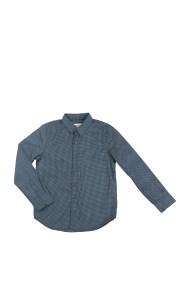 GARCIA JEANS - Παιδικό πουκάμισο Garcia Jeans γκρι