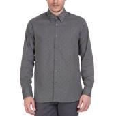 TED BAKER - Ανδρικό πουκάμισο Ted Baker μαύρο - λευκό image