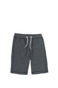 GARCIA JEANS - Παιδική βερμούδα Garcia Jeans γκρι-μαύρη