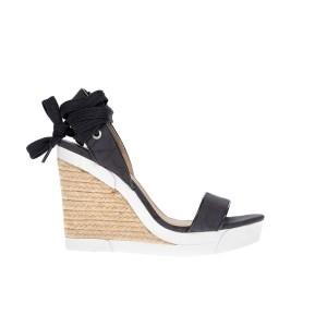 CALVIN KLEIN JEANS - Γυναικεία παπούτσια CALVIN KLEIN JEANS μπλε