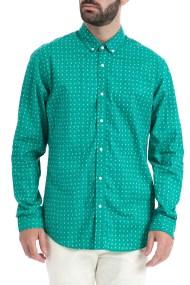SCOTCH & SODA - Ανδρικό πουκάμισο Scotch & Soda πράσινο