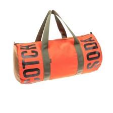 SCOTCH & SODA - Ανδρική τσάντα Scotch & Soda πορτοκαλί