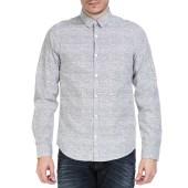GARCIA JEANS - Ανδρικό πουκάμισο GARCIA JEANS γκρι μοτίβο image