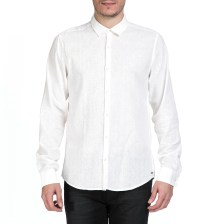 GARCIA JEANS - Ανδρικό λινό πουκάμισο GARCIA JEANS