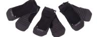 NIKE - Παιδικό σετ κάλτσες ΝΙΚΕ EVRY MAX CUSH NS μαύρες-ανθρακί