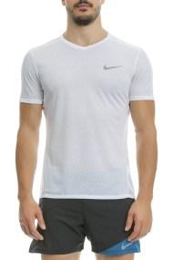 NIKE - Αθλητική κοντομάνικη μπλούζα Nike λευκή