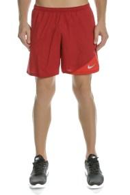 NIKE - Ανδρικό σορτς για τρέξιμο Nike FLX SHORT 7IN DISTANCE κόκκινο