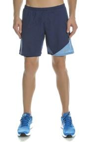 NIKE - Ανδρικό αθλητικό σορτς με κολάν Nike FLX 2IN1 7IN DISTANCE μπλε