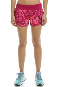 NIKE - Γυναικείο αθλητικό σορτς Nike FLX 3IN RIVAL PR SU φούξια