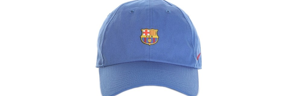 NIKE - Unisex καπέλοFCB NIKE H86 CAP CORE μπλε
