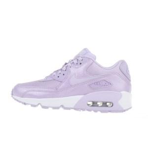 NIKE - Κοριτσίστικα αθλητικά παπούτσια NIKE AIR MAX 90 SE MESH (GS) μοβ 308264b28d1