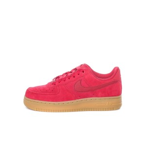 NIKE - Γυναικεία παπούτσια NIKE AIR FORCE 1 '07 SE κόκκινα