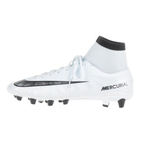 NIKE - Ανδρικά ποδοσφαιρικά παπούτσια NIKE MERCURIAL VCTRY 6 CR7 DF AGPRO λευκά