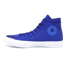 CONVERSE - Unisex παπούτσια Chuck Taylor All Star NIKE FLYKNIT HI μπλε
