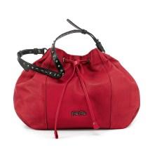 6ef52a6a06 FOLLI FOLLIE - Γυναικεία τσάντα ώμου FOLLI FOLLIE κόκκινη