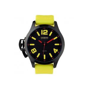 OOZOO - Ρολόι OOZOO κίτρινο