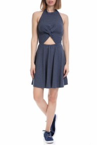 JUICY COUTURE - Γυναικείο φόρεμα CUT OUT JUICY COUTURE μπλε