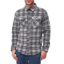 QUIKSILVER - Ανδρικό πουκάμισο Quiksilver γκρι