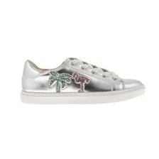 JUICY COUTURE - Γυναικεία παπούτσια JUICY COUTURE LINGERR ασημί