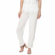 AMERICAN VINTAGE - Γυναικείο παντελόνι AZA154BE17 AMERICAN VINTAGE λευκό
