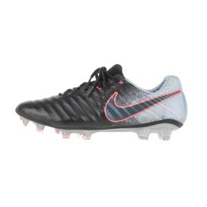 NIKE - Ανδρικά ποδοσφαιρικά παπούτσια NIKE TIEMPO LEGEND VII FG μαύρα-γαλάζια