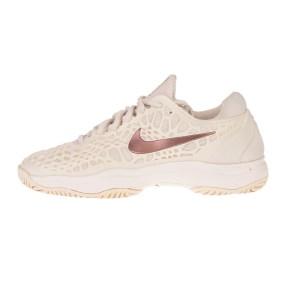 NIKE - Γυναικεία παπούτσια NIKE AIR ZOOM CAGE 3 HC μπεζ