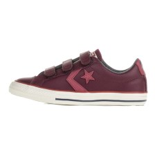 CONVERSE - Παιδικά sneakers CONVERSE Star Player EV V Ox μπορντό