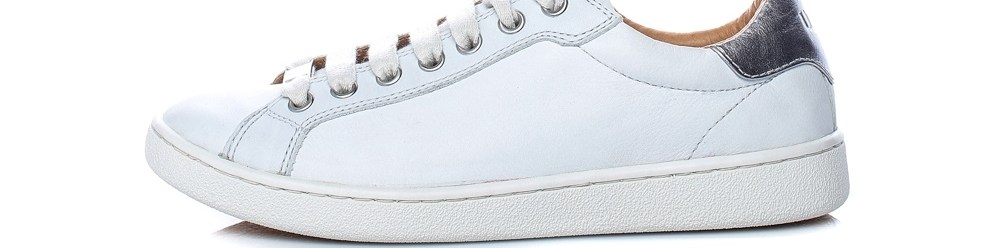 UGG - Γυναικεία παπούτσια W MILO UGG λευκά