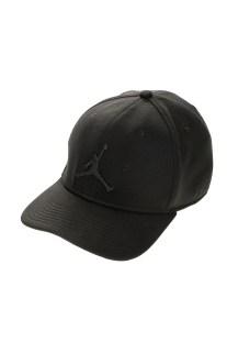 NIKE - Unisex καπέλο ΝΙΚΕ JORDAN JUMPMAN SNAPBACK μαύρο
