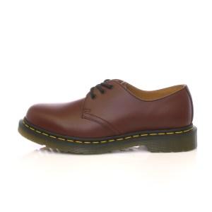 DR.MARTENS - Unisex παπούτσια 3 Eye Shoe DR.MARTENS 1461 μπορντό