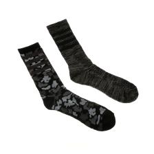 CONVERSE - Σετ ψηλές ανδρικές κάλτσες Converse Hodgeman Camo + Slub stripe Mi