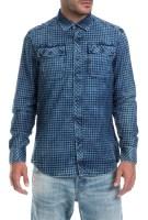 G-STAR RAW - Ανδρικό πουκάμισο G-STAR RAW μπλε image