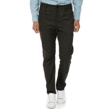 G-STAR RAW - Ανδρικό chino παντελόνι D-Staq 3D Tapered ανθρακί