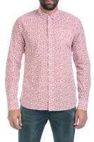 SCOTCH & SODA - Ανδρικό πουκάμισο Classic longsleeve shirt λευκό image