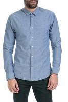SCOTCH & SODA - Αντρικό πουκάμισο Classic oxford shirt SCOTCH & SODA μπλε image