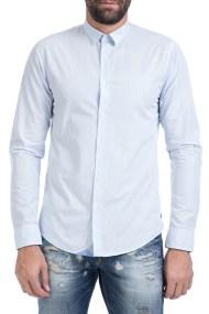 SCOTCH & SODA - Αντρικό πουκάμισο SCOTCH & SODA μπλε