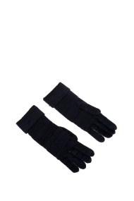 SCOTCH & SODA - Αντρικά γάντια SCOTCH & SODA μαύρα