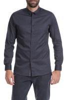 TED BAKER - Ανδρικό πουκάμισο SENNE LS GEO PRINT TED BAKER μπλε-γκρι image