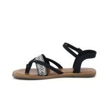 TOMS - Γυναικεία σανδάλια TOMS μαύρα