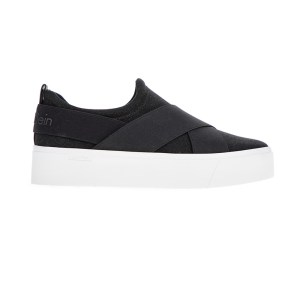 CALVIN KLEIN JEANS - Γυναικεία παπούτσια CALVIN KLEIN JEANS JENIFER μαύρα
