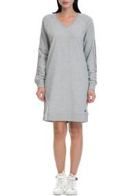 GARCIA JEANS - Γυναικείπ φόρεμα GARCIA JEANS γκρι